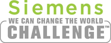 We Can Change the World Siemens Logo