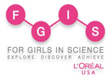 for girls science loreal