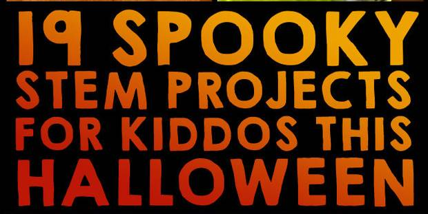 spooky halloween projects
